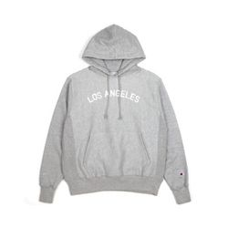 Champion USA Reverse Weave Pullover LOS ANGELES