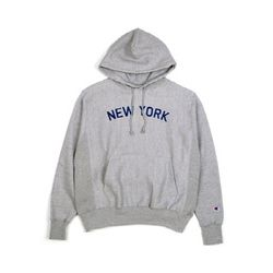 Champion USA Reverse Weave Pullover NEW YORK