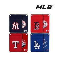 정품 MLB 카드지갑 목걸이