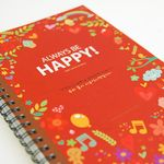 BE HAPPY 이유식일지(이유식식단표)
