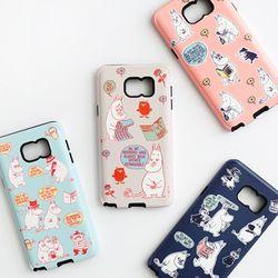 Moomin Galaxy Note5 프로텍트 케이스