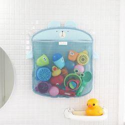 코니테일 욕실정리망 -베어(욕실그물망장난감정리망)