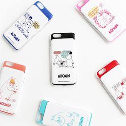 Moomin iPhone 6 l 6S 아이슬라이드 케이스
