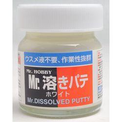 군제 Mr.액체 퍼티 (화이트-40g)