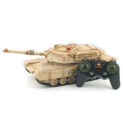 [2.4GHz] M1A2 에브람스 RC 배틀탱크 (SXT125084TAN)