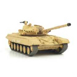 배틀탱크(WTS100738TAN) 사막폭풍작전 T72 탱크