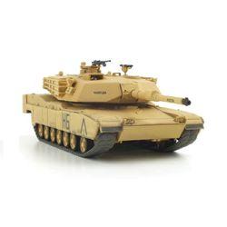 배틀탱크(WTS100745TAN) 사막폭풍작전 에브람스 탱크