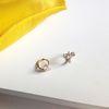 14K gold primavera earring (낱개)