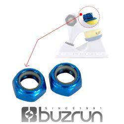 버즈런 킹핀와셔셋트 크루져보드 입문용 (2개입) 블루
