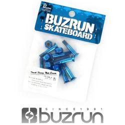 버즈런 볼트너트셋트 크루져보드 (16개입) 블루
