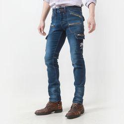 그린바나나 Denim Zipper Jeans