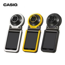 [카시오] 아웃도어 카메라 EX-FR100  분리형 카메라