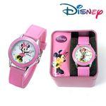 [Disney] 디즈니 미니 아동 젤리 손목시계 (MN1442)
