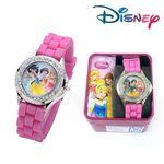 [Disney]디즈니 프린세스 아동 젤리손목시계 (PN1131)