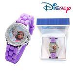 디즈니 겨울왕국 아동 젤리 손목시계 (FZN3555)