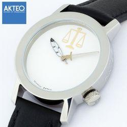 악테오 Justice 손목시계 남녀공용 스위스무브먼트