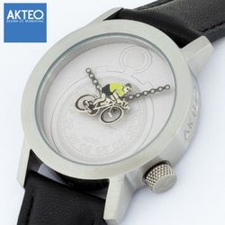 악테오 Cyclist02 손목시계 남녀공용 스위스무브먼트