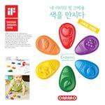 OMMO 옴모베이비크레용 2016 (6 Colors)