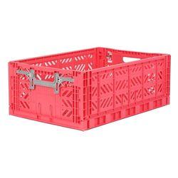 폴딩박스 L pink_Active Lock 22cm (손잡이)