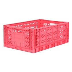 폴딩박스 L pink_Passive Lock 22cm