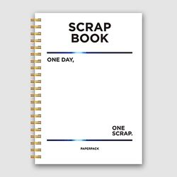 One Day Scrapbook