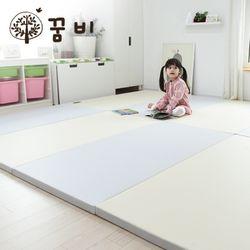 [꿈비 짱짱매트]모네 P200-베이비그레이 놀이방 아기