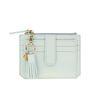 [태슬증정] Dijon 301S Flap mini Card Wallet aqua mint