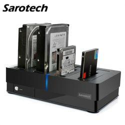 새로텍 4Bay 도킹스테이션 SD-40US3-6G 단품