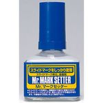 군제 Mr.마크 셋터 (데칼 접착제-40ml)