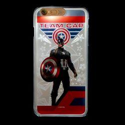 아이폰6+ 6s+ 시빌워 라이팅 케이스 - 팀 캡틴