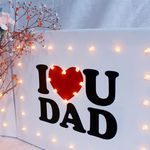 캔버스조명 DIY  KIT-I LOVE YOU DAD