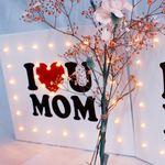 캔버스조명 DIY  KIT-I LOVE YOU MOM
