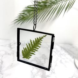 Glass Frame - 정사각