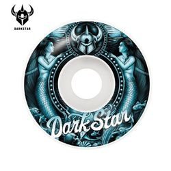 [DARKSTAR] MERMAID AQUAWHITE MS 99A WHEELS 53