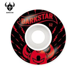[DARKSTAR] AXIS REDWHITE MS 99A WHEELS 52