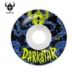 [DARKSTAR] ZODIAK BLUEWHITE MS 99A WHEELS 52