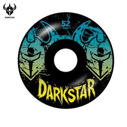 [DARKSTAR] DRENCH BLACK MASTER URETHANE WHEELS 52