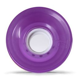 [GLOBE] BANTAM CLEAR PURPLE SOFTIE  62MM