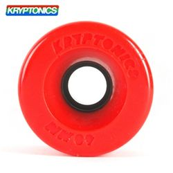 [KRYPTONICS]STAR TRAC RED 78A SOFT WHEELS60MMX45MM