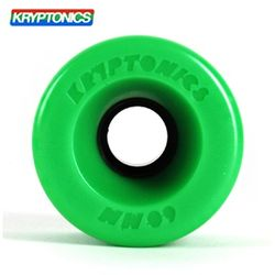 [KRYPTONICS] STAR TRAC GREEN 86A SOFT WHEELS 60X45