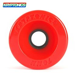 [KRYPTONICS] STAR TRAC RED 78A SOFT WHEELS 70X50