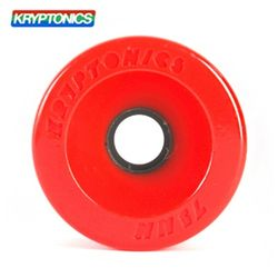 [KRYPTONICS] STAR TRAC RED 78A SOFT WHEELS 75X50