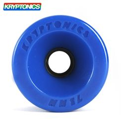 [KRYPTONICS] STAR TRAC BLUE 82A SOFT WHEELS 75X50