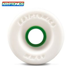 [KRYPTONICS]STAR TRAC WHTGRN 97A WHEELS 60MMX45MM