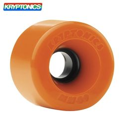 [KRYPTONICS]STAR TRAC ORANGE 84A SOFT WHEELS 60X45