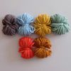 Variety color yarn (6 colors) Limited