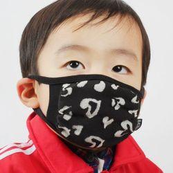 유아동 패션마스크 (미니하트)