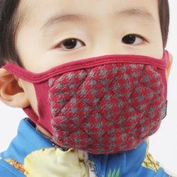 유아동 패션마스크 (체커)