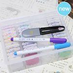 뉴 펠트실 set (2단37색+기화성펜수성펜쪽가위포함)
