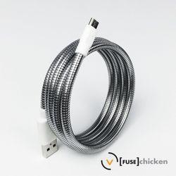 퓨즈치킨 TITAN M 금속 마이크로 5핀 케이블